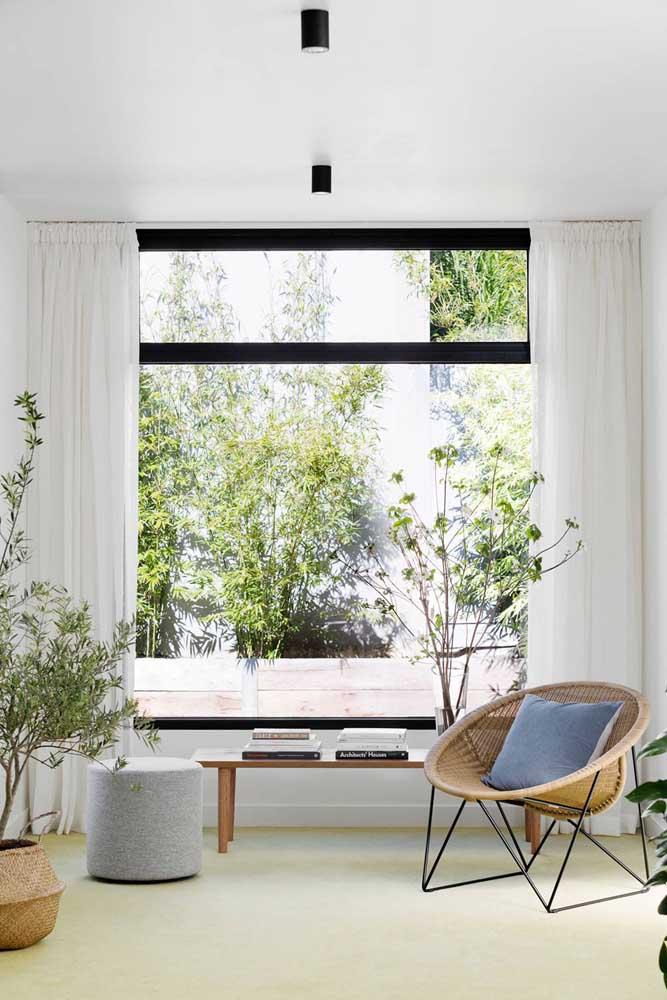 janelão de alumínio e vidro
