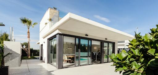 esquadrias para casa moderna