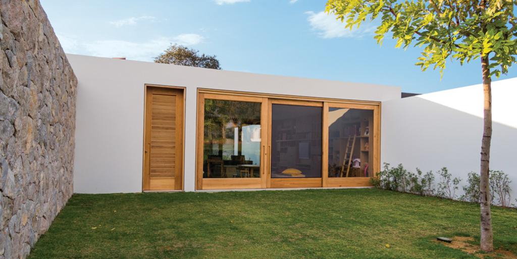 esquadrias para portas de madeira