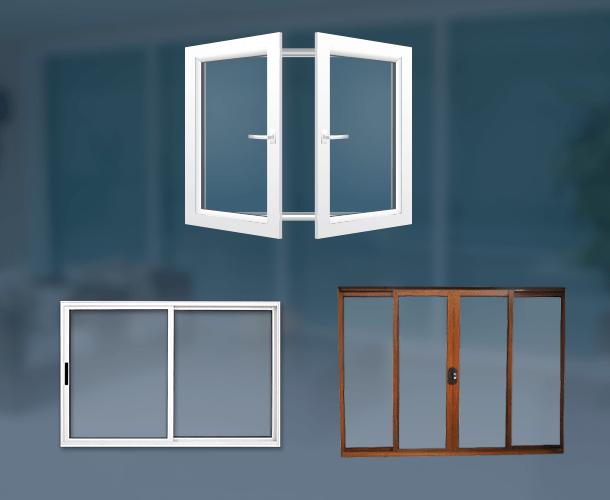 tipos de janelas de esquadrias
