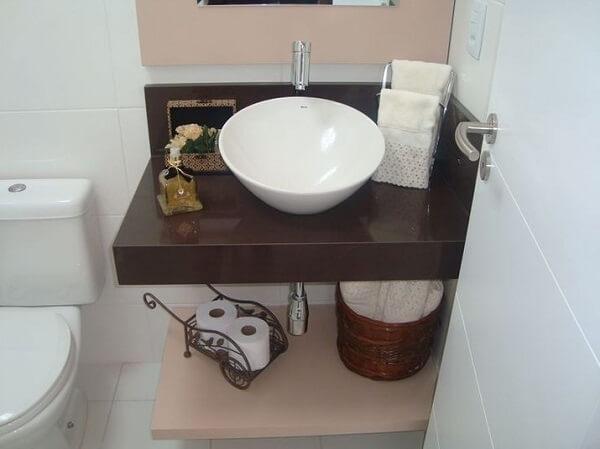 pedra para banheiro