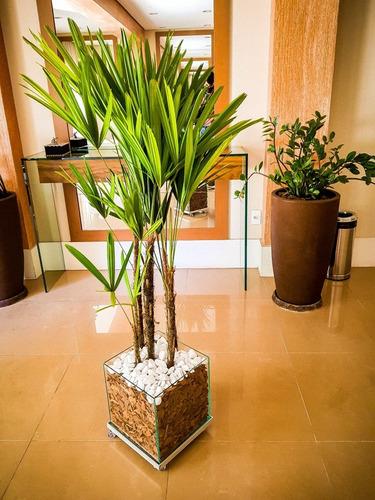 vaso decorativo na sala