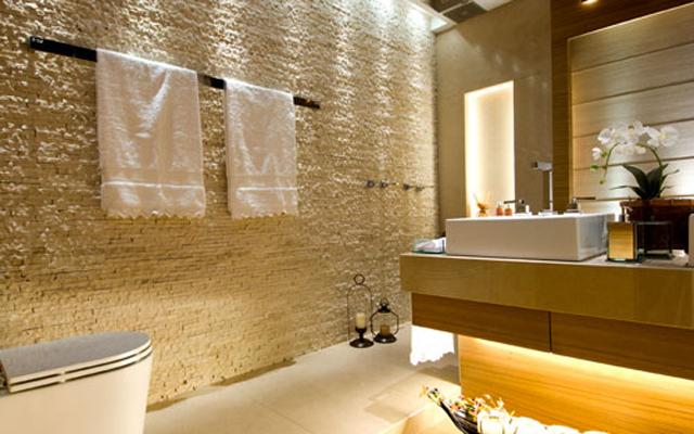 banheiro com canjiquinha