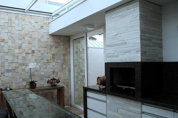 pedra filete e geométrica