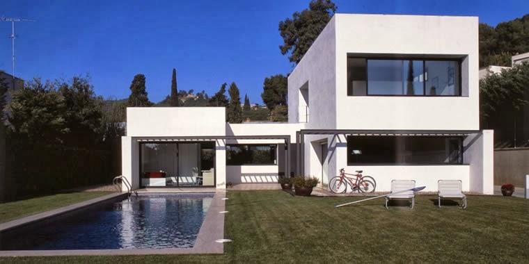residencia moderna simples
