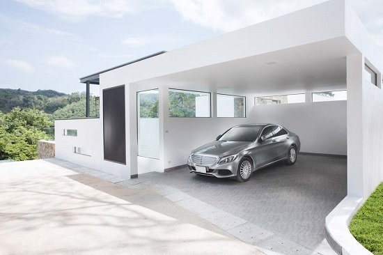 garagem moderna