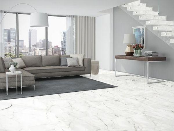 piso marmorizado