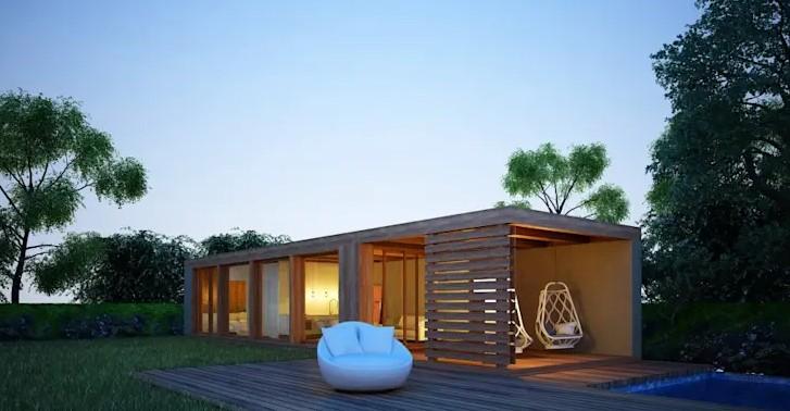 loft Casas baratas