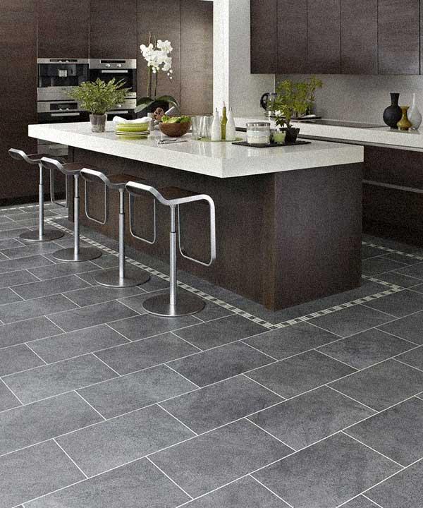 piso cinca para cozinha