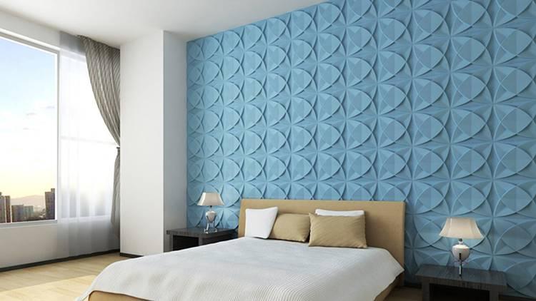 painel decorativo de quarto