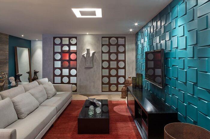 sala moderna decorada