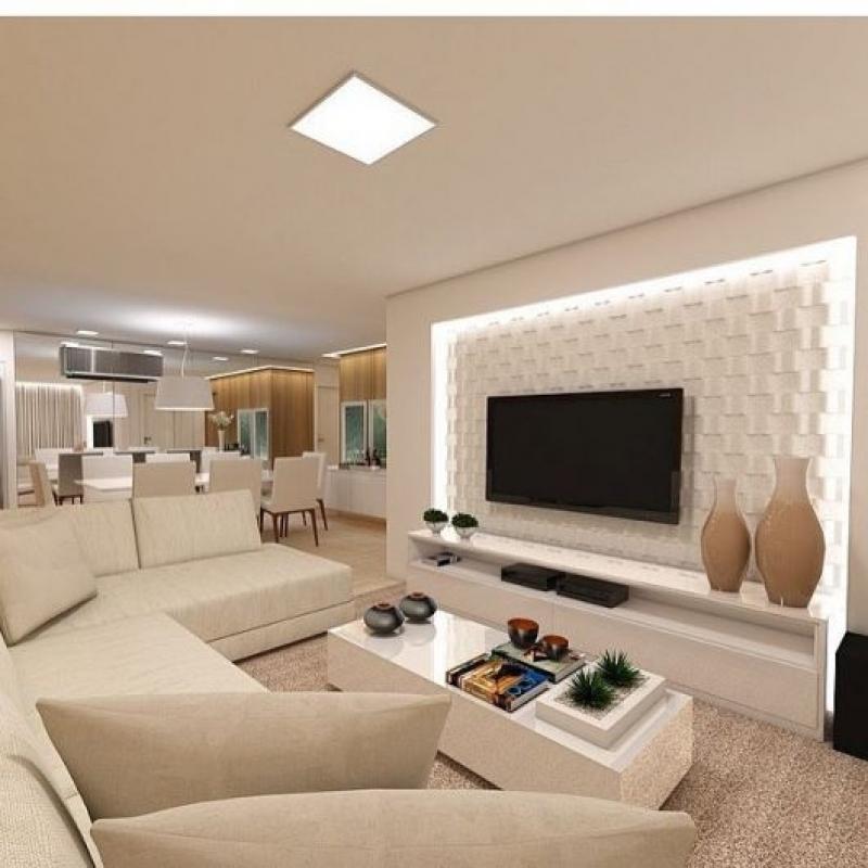 sala moderna neutra