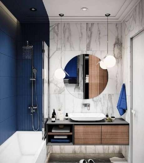 banheiro bem decorado