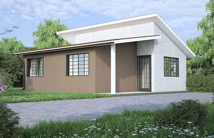 casa simples alvenaria