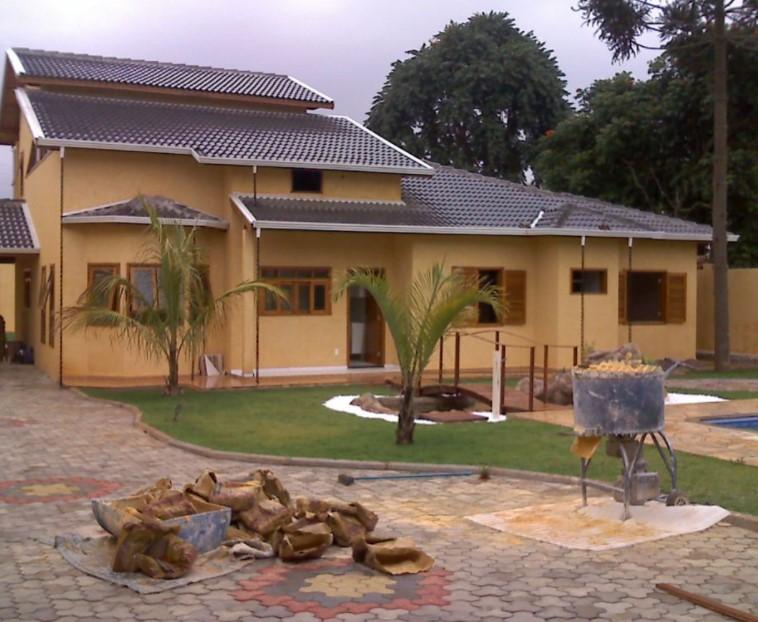 fachada de casa
