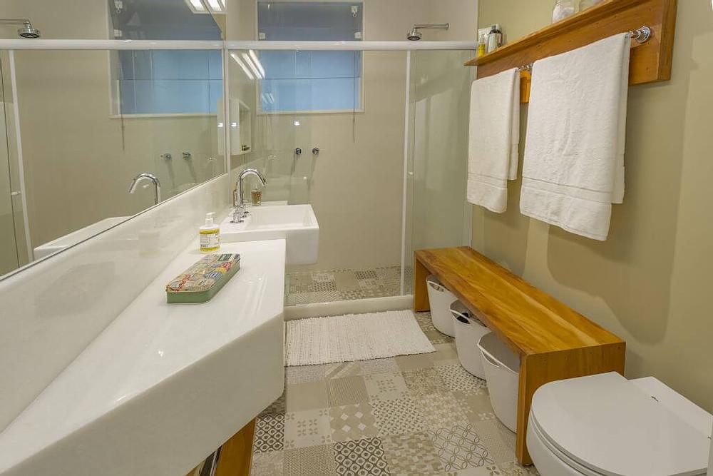 cerâmica para banheiro