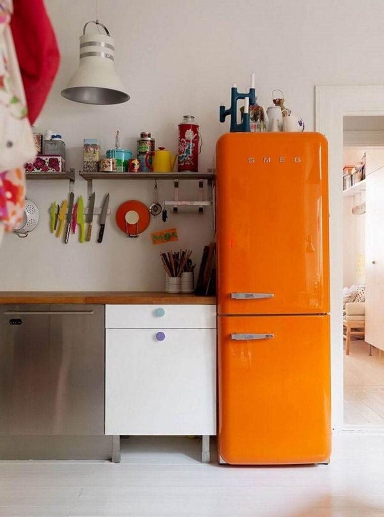 como pintar geladeira