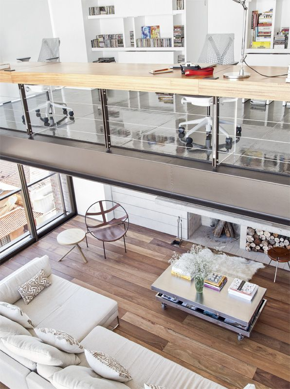 home office no mezanino