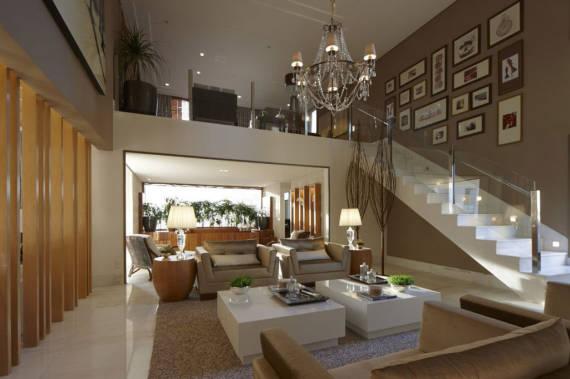 decoração clássica e moderna