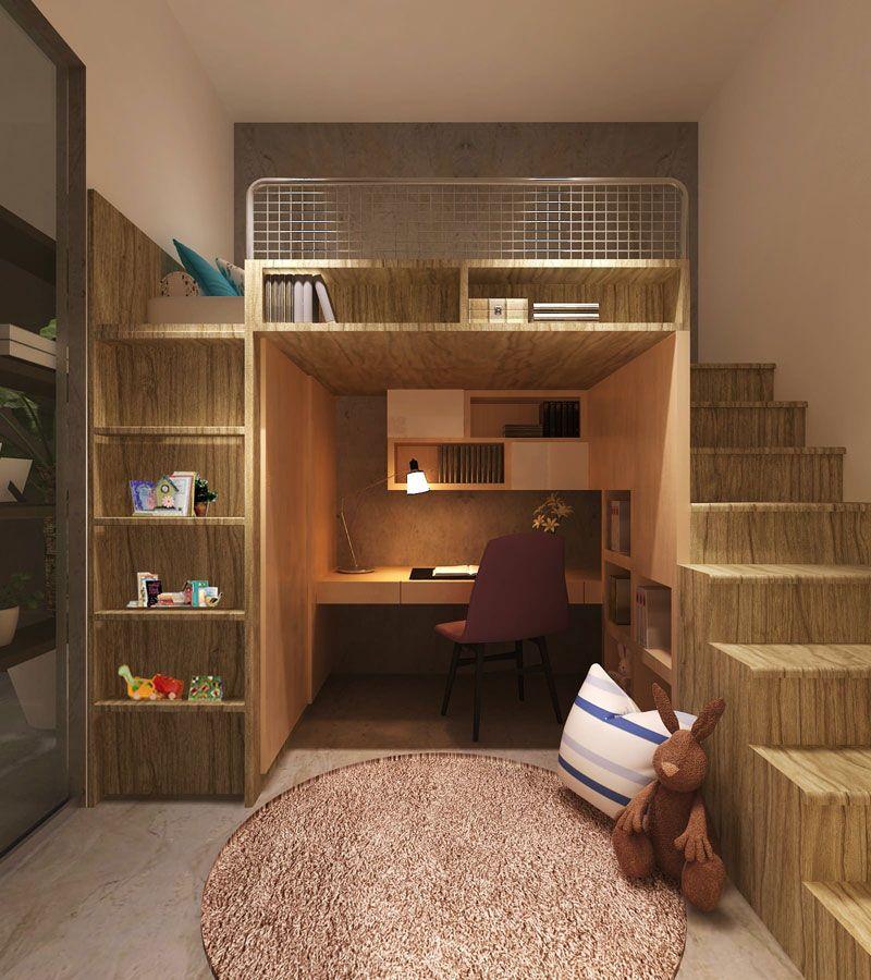 projeto de dormitorio planejado