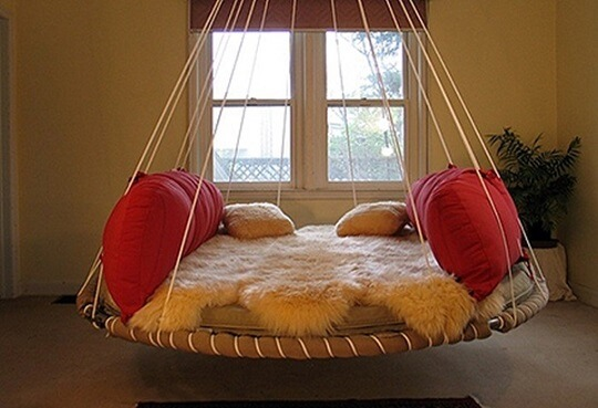 cama redonda