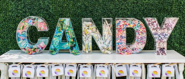 letras para decorar festas