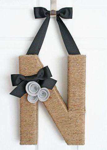 modelo de letra decorativa