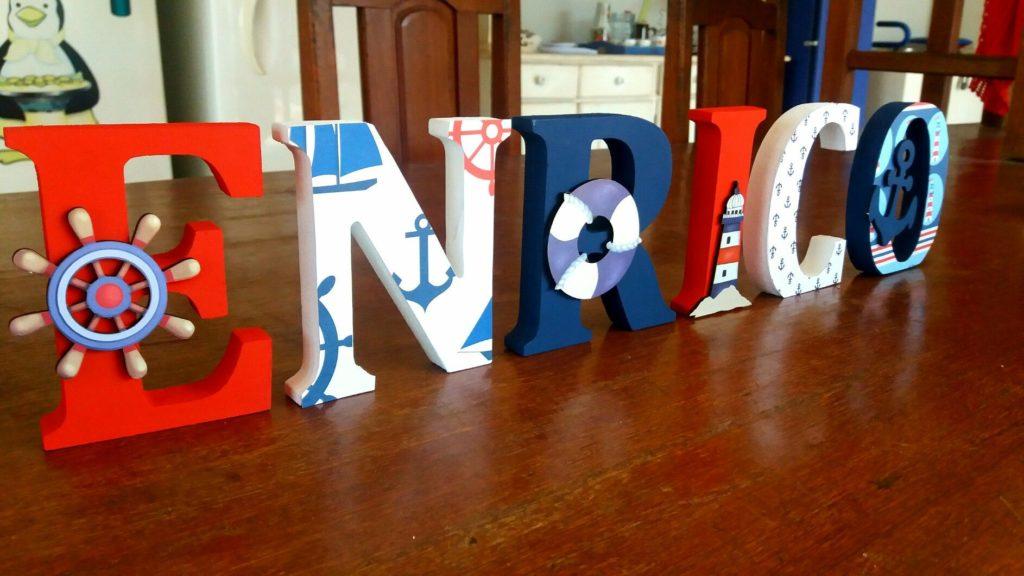letras para decorar