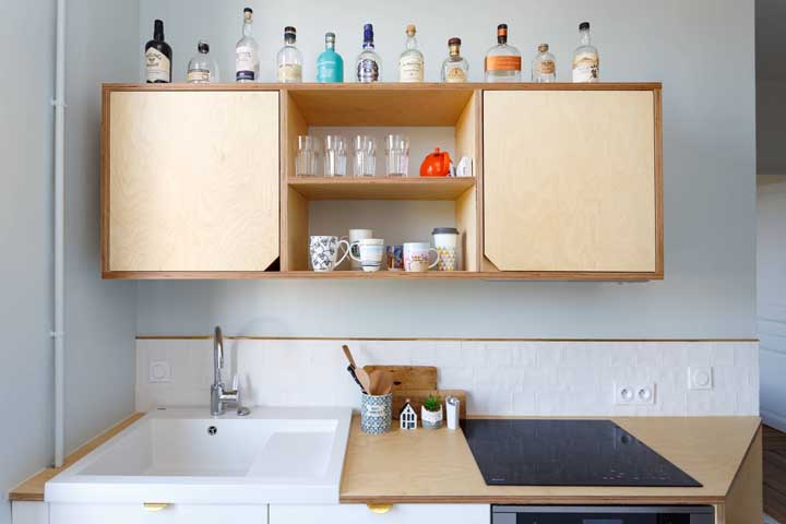 cozinha com decoraçaõ