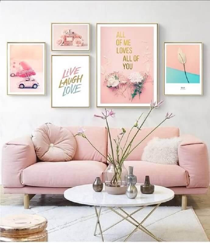 sala romântica