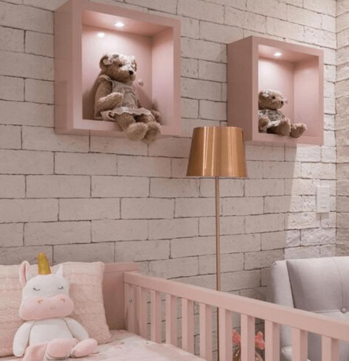 parede rústica decorativa