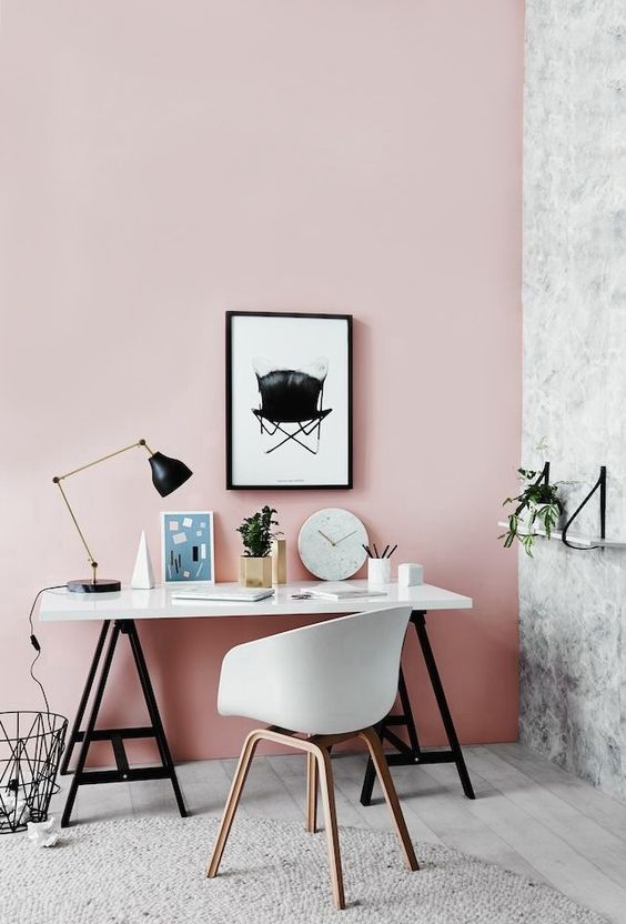 home office rosa