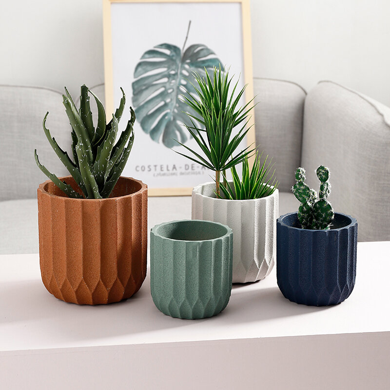 pequenos vasos decorativos
