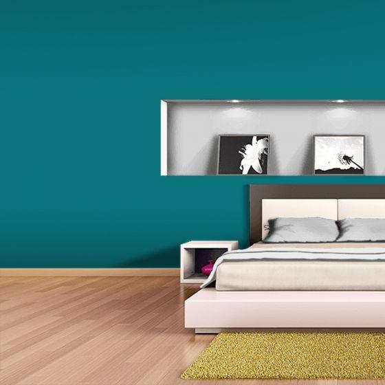 quarto minimalista