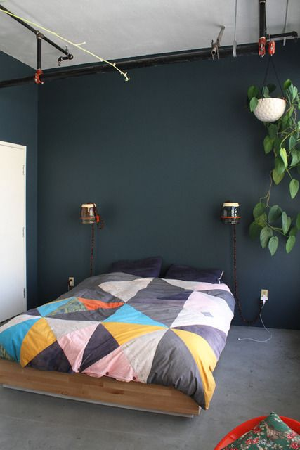 decoração de quarto simples