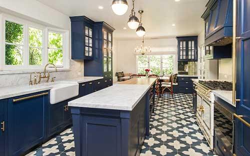 cozinha bem decorada