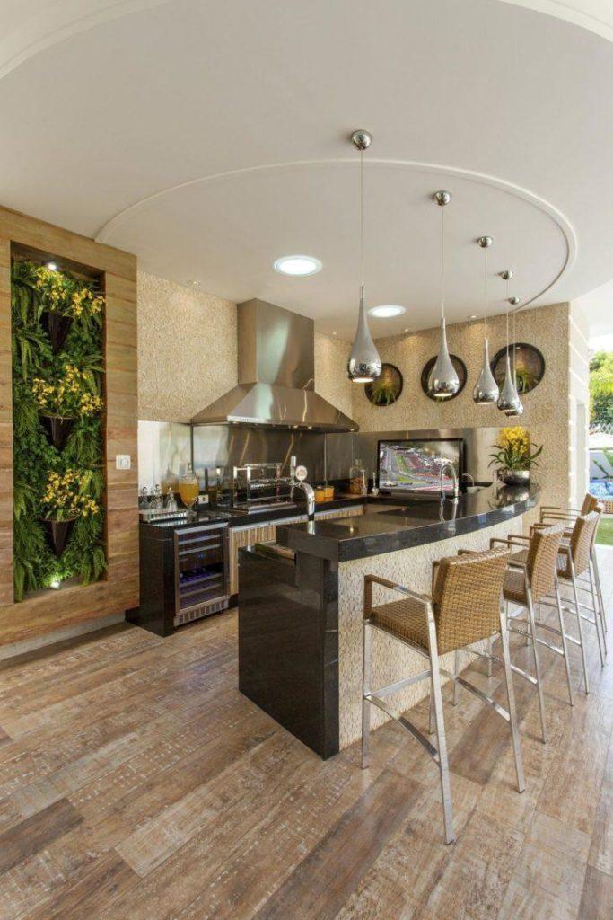 modelo de piso de madeira pisos para cozinha