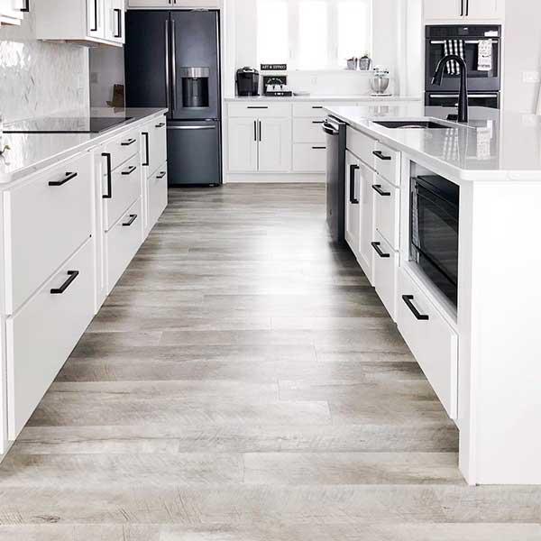 decoração de cozinha pisos para cozinha