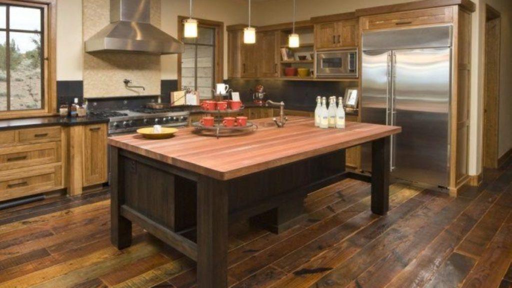 pisos para cozinha
