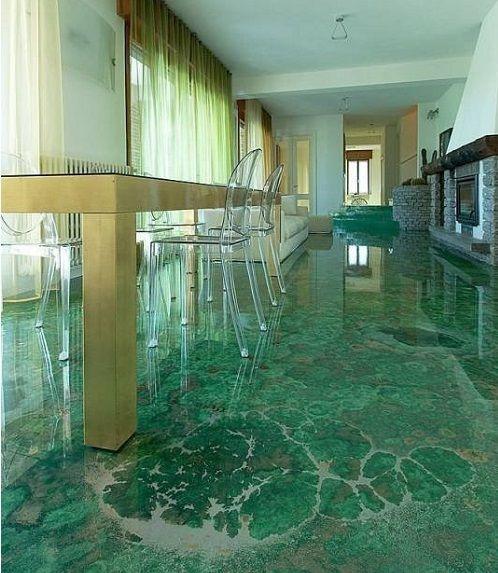 porcelanato líquido com estampa pisos para cozinha