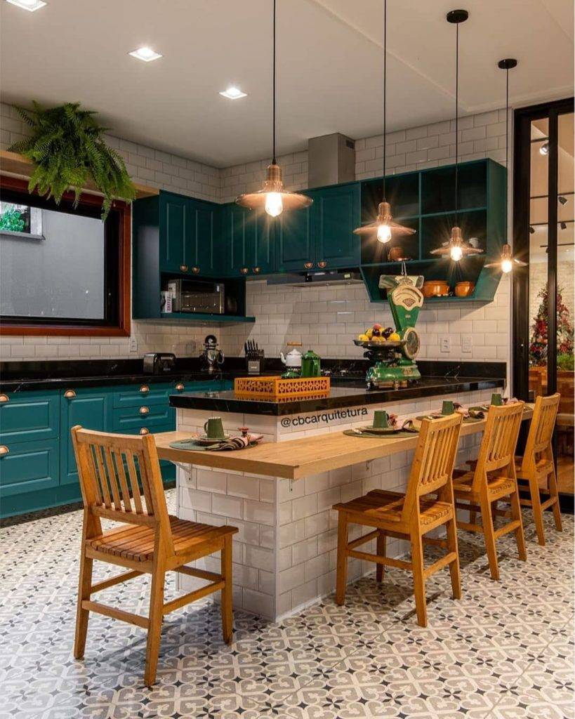 cozinha rustica decorada